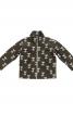 Куртка флісова з кишенями-кенгуру - фото 5