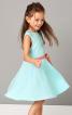 Сукня відрізна з розкльошеною спідницею - фото 4