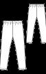Легінси трикотажні на розтяжному поясі - фото 3