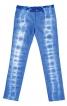Брюки в джинсовому стилі для дівчинки - фото 2