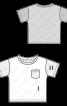 Футболка з накладною кишенею - фото 3