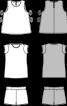 Футболка з короткими рукавами і шорти - фото 3