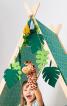 Гірлянда з листя і китиці - фото 1