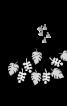Гірлянда з листя і китиці - фото 2
