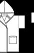 Халат з капюшоном - фото 3