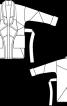 Кардиган в стилі печворк - фото 3