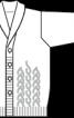 Кардиган в'язаний із шалевим коміром - фото 3