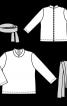 Куртка для костюма Каратиста - фото 3