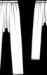 Брюки саруели для карнавального костюма - фото 3