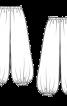 Штани-шальвари до карнавального костюма - фото 3