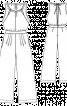 Комбінезон з широкими штанинами і розрізом на спинці - фото 3
