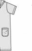 Комбінезон-пісочник у матроському стилі - фото 3