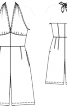 Комбінезон довжиною до колін - фото 3