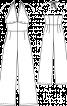 Комбінезон з бретеллю-петлею - фото 3