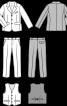 Костюм-трійка для хлопчика зростом 134-170 см - фото 3