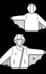Анорак для костюма Кажана - фото 3