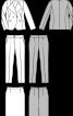 Костюм-двійка зі спідницею-олівець - фото 3