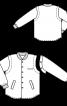 Куртка-трансформер з коміром-стойкою - фото 3
