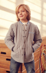 Куртка-трансформер з коміром-стойкою - фото 1