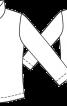 Жакет флісовий з коміром-стойкою - фото 2