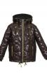 Куртка прямого крою із застібкою-блискавкою - фото 2