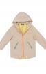 Куртка прямого крою з капюшоном - фото 2