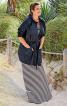 Куртка спортивного крою О-силуету - фото 1