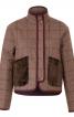 Куртка коротка з високим коміром - фото 2