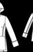 Куртка лоденова з капюшоном - фото 3