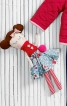 Лялька з клаптиків - фото 1
