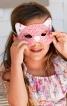 """Дитяча маска """"кішка"""" - фото 1"""