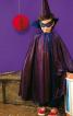 Накидка і ковпак для карнавального костюма «Чарівник» - фото 1