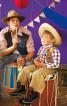 Штани для карнавального костюма «Ковбой» - фото 1