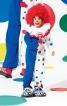 Костюм клоуна дитячий - фото 1