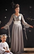 """Костюм """"Космічна королева"""" - сукня, пояс - фото 1"""