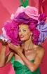 """Костюм """"Квітка"""" - спідниця і капелюх - фото 4"""