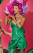 """Костюм """"Квітка"""" - спідниця і капелюх - фото 1"""