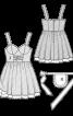 Карнавальний костюм «Покоївка» - фото 3