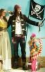 "Костюм ""Пірат"" - куртка, хустка, шарф - фото 1"