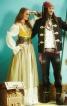 """Костюм """"Піратка"""" - сукня, спідниця, пояс - фото 1"""