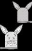 Рукавичка-мочалка «Зайчик» - фото 3