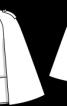 Накидка з відкладним коміром - фото 3