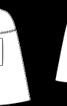 Кейп двобортний з коміром-стойкою - фото 3
