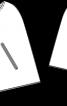 Накидка з валяного лодену з бахромою - фото 3