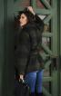 Пальто із суцільнокроєним коміром - фото 4