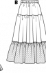 Нижня спідниця пишного крою - фото 3