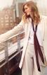 Пальто-блейзер із довгими лацканами - фото 1