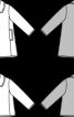 Пальто шерстяне з відкладним коміром - фото 3