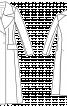 Пальто двобортне приталеного силуету - фото 3