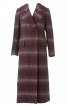 Пальто двобортне приталеного силуету - фото 2